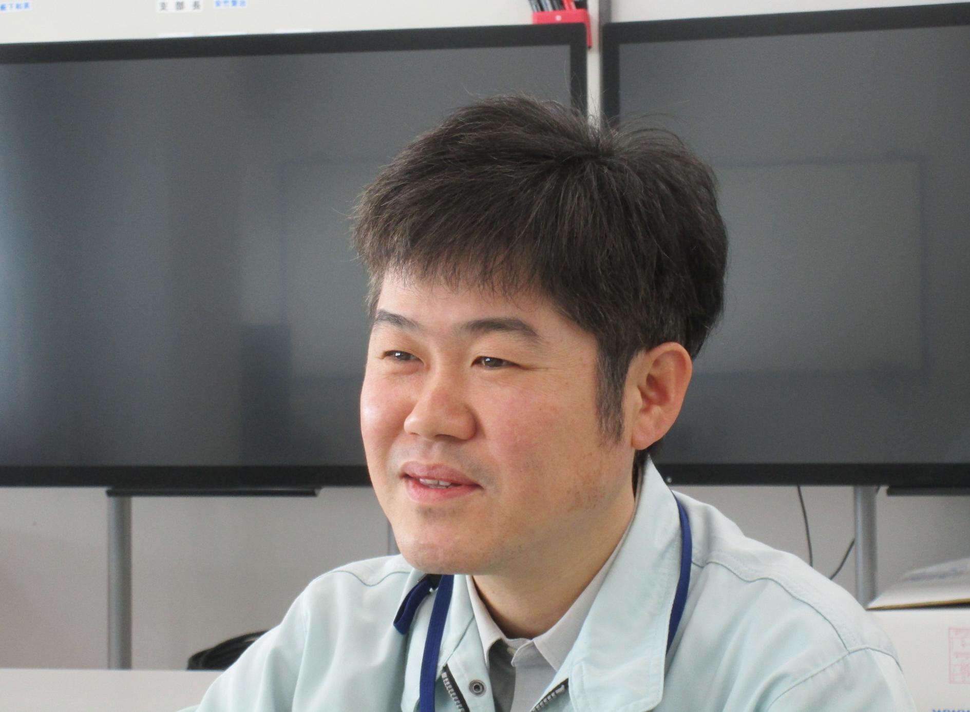 北村さん(加工)